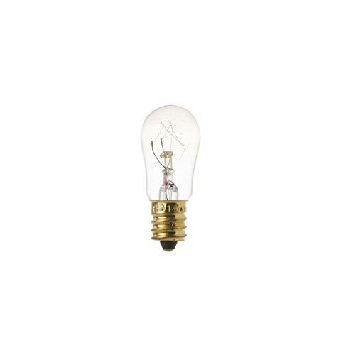 general electric we4m305 dryer light bulb 10 watts model we4m305. Black Bedroom Furniture Sets. Home Design Ideas